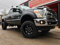 2015 Ford F-250 SD XLT CREW CAB SHORT BED 4WD CUSTOM LIFTED
