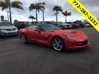 Pre-Owned 2015 Chevrolet Corvette Stingray Coupe 2LT