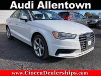 Used 2015 Audi A3 2.0T Premium (S tronic) For Sale in Allentown, PA