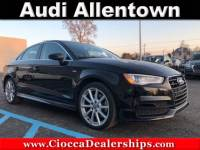 Used 2016 Audi A3 2.0T Premium Plus For Sale in Allentown, PA