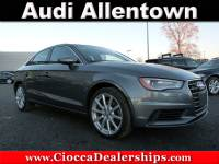 Used 2015 Audi A3 2.0T Premium Plus (S tronic) For Sale in Allentown, PA