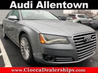 Used 2013 Audi A8 L 4.0T (Tiptronic) For Sale in Allentown, PA