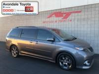 Certified Pre-Owned 2015 Toyota Sienna Van Front-wheel Drive in Avondale, AZ
