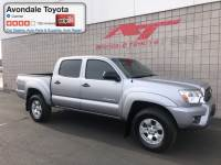 Certified Pre-Owned 2014 Toyota Tacoma PreRunner V6 Truck Double Cab 4x2 in Avondale, AZ