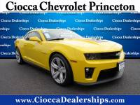 Used 2013 Chevrolet Camaro ZL1 For Sale in Allentown, PA