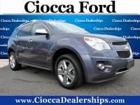 Used 2013 Chevrolet Equinox LTZ For Sale in Allentown, PA