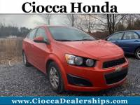 Used 2012 Chevrolet Sonic 4dr Sdn LT 2LT For Sale in Allentown, PA