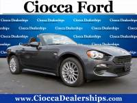 Used 2017 FIAT 124 Spider Classica For Sale in Allentown, PA