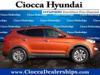 2016 Hyundai Santa Fe Sport AWD 4dr 2.4 in Allentown