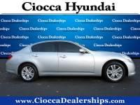 Used 2012 INFINITI G25 Sedan x For Sale in Allentown, PA