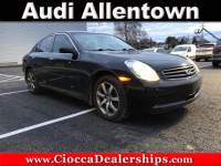 Used 2005 INFINITI G35x Base For Sale in Allentown, PA