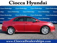Used 2009 Toyota Corolla S For Sale in Allentown, PA