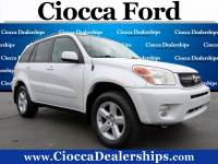 Used 2005 Toyota RAV4 For Sale in Allentown, PA