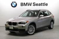 Certified Pre-Owned 2014 BMW X1 xDrive28i For Sale in Seattle