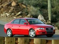 2008 Audi A4 2.0T Sedan All-wheel Drive