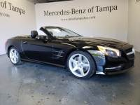 Certified 2014 Mercedes-Benz SL-Class SL 550 Roadster in Jacksonville FL