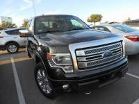 2013 Ford F-150 Platinum Navigation, Leather & Power Running Board Truck SuperCrew Cab 4x4 4-door