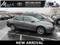 Certified Pre-Owned 2016 Toyota Camry SE w/Bluetooth, Backup Camera, Alloy Wheels & Powe Sedan in Plover, WI