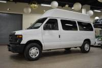 2013 Ford Econoline Cargo Van Wheelchair