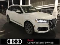 Used 2017 Audi Q7 3.0T Premium SUV in Pittsburgh