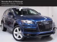 2013 Audi Q7 3.0T S Line Prestige SUV in Pittsburgh