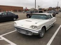 1959 Ford Thunderbird -GREAT ORIGINAL VINTAGE YEAR FOR THE BIRDS-AC CAR-NUMBERS MATCHING-