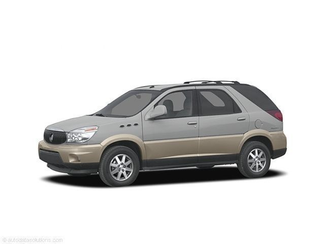 Photo 2004 Buick Rendezvous SUV Front-wheel Drive For Sale  Jackson, MI