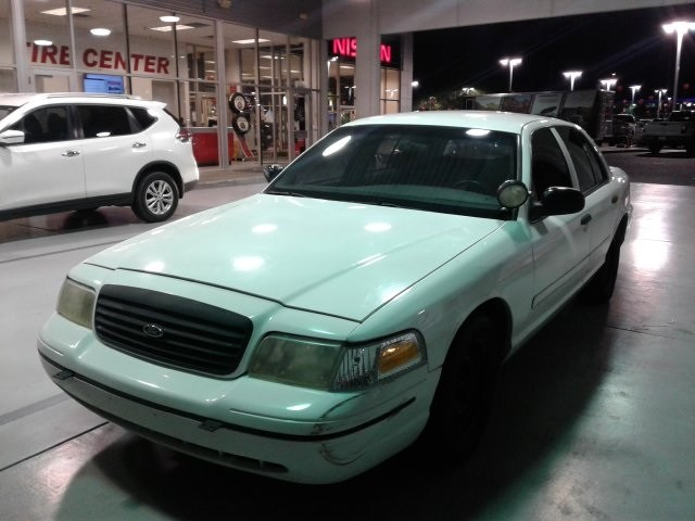 Photo Used 1999 Ford Crown Victoria Police Interceptor For Sale