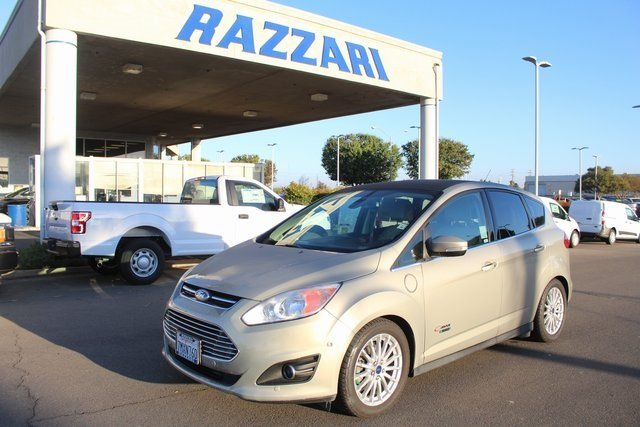 Photo Used 2015 Ford C-Max Energi SEL Hatchback in MERCED, CA