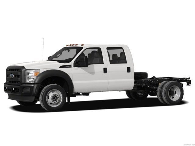 Photo Used 2012 Ford F-550 Chassis Truck Crew Cab in MERCED, CA