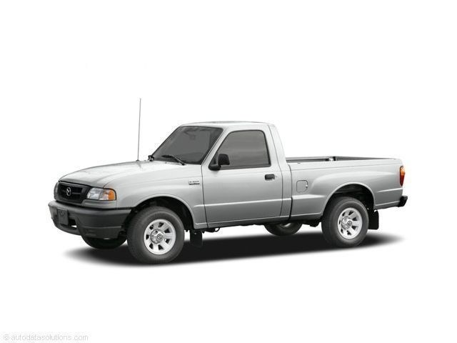 Photo 2004 Mazda B-Series 2WD Truck DS Reg Cab 112 WB 3.0L Man DS