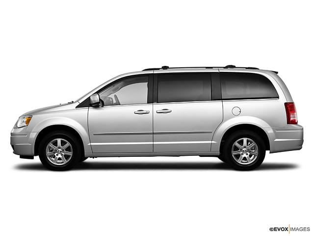 Photo Used 2010 Chrysler Town  Country LX Van
