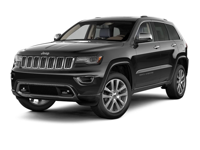Photo Used 2017 Jeep Grand Cherokee Overland Overland 4x2 For Sale in Seneca, SC