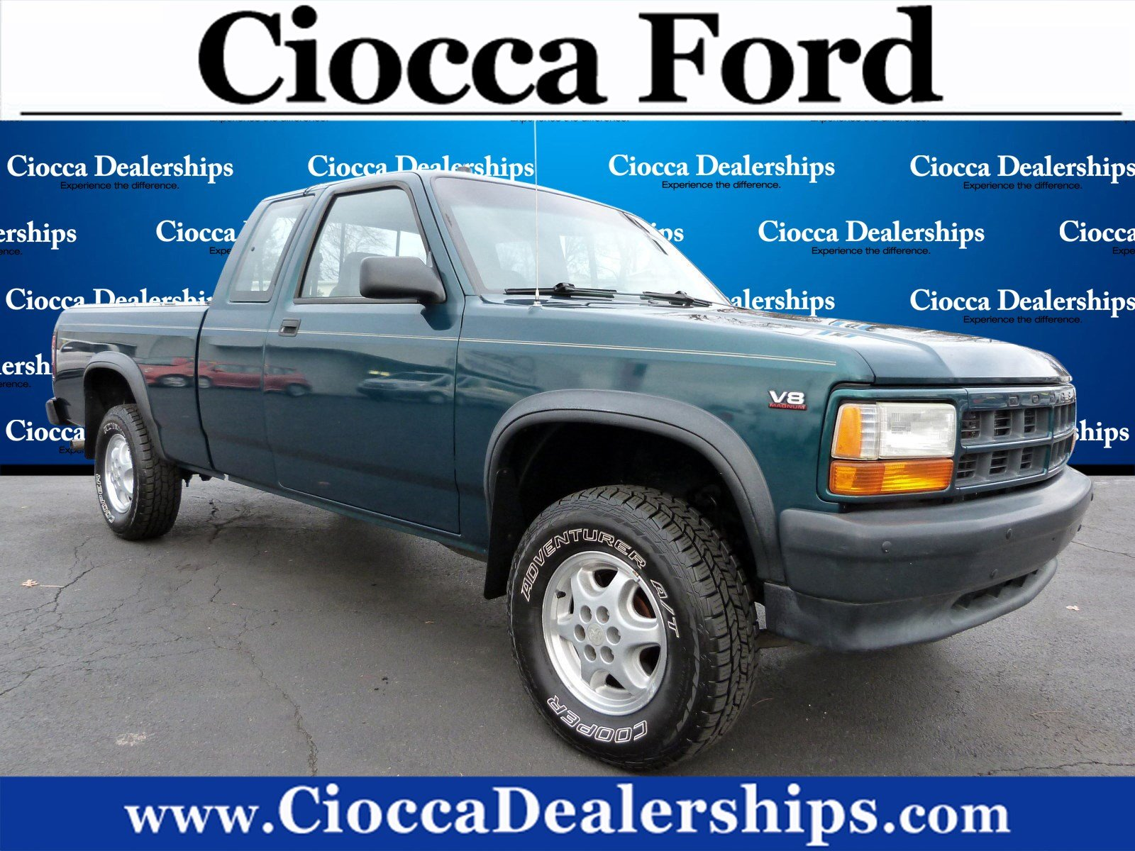 Photo Used 1995 Dodge Dakota For Sale in Allentown, PA