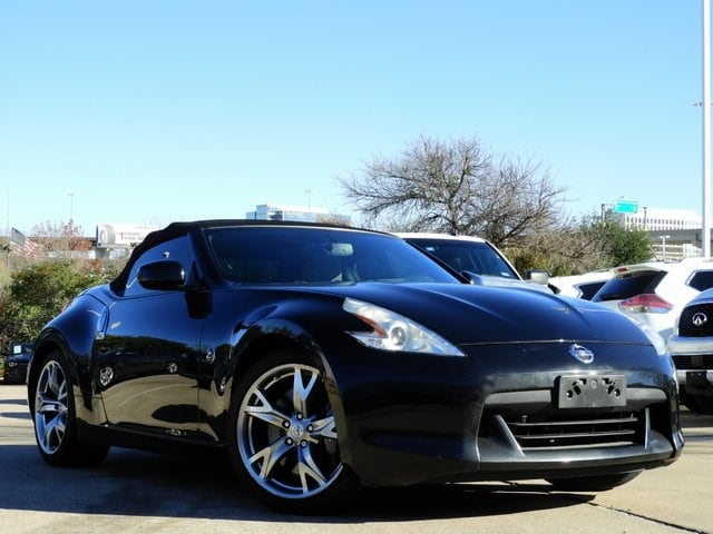Photo Pre-Owned 2010 Nissan 370Z Touring Convertible For Sale in Frisco TX