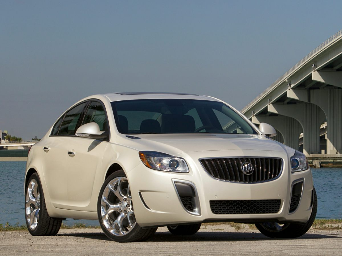 Photo Used 2012 Buick Regal GS Sedan For Sale Findlay, OH