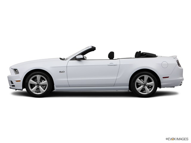 Photo Used 2014 Ford Mustang GT Convertible V8 Ti-VCT 32V for sale in OFallon IL