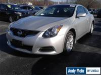 Pre-Owned 2013 Nissan Altima 2.5 S FWD 2D Coupe