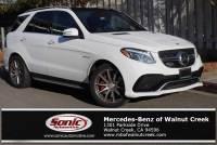 2017 Mercedes-Benz AMG GLE 63 S 4MATIC in Walnut Creek