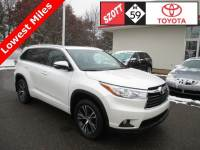 2016 Toyota Highlander XLE V6 SUV All-wheel Drive in Waterford