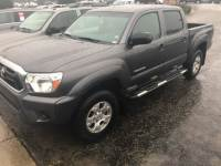 2015 Toyota Tacoma 2WD Double Cab Short Bed I4 Automatic PreRunner