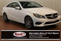 2014 Mercedes-Benz E-Class E 350 2dr Cpe RWD in Fort Myers