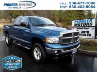 2005 Dodge Ram 1500 SLT Quad Cab Short Bed 4WD