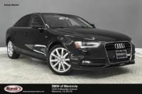 Pre-Owned 2014 Audi A4 4dr Sdn CVT FrontTrak 2.0T Premium