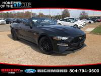 Used 2018 Ford Mustang GT Premium Convertible V-8 cyl for sale in Richmond, VA