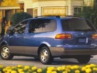 USED 1998 Toyota Sienna Van for Sale l Boulder near Longmont