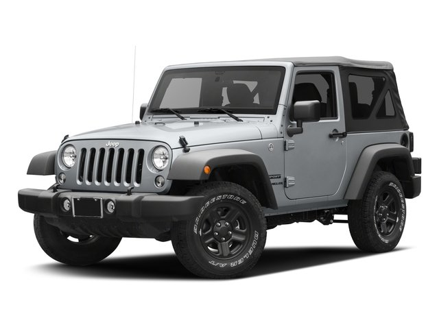 Photo PRE-OWNED 2016 JEEP WRANGLER BLACK BEAR 4WD