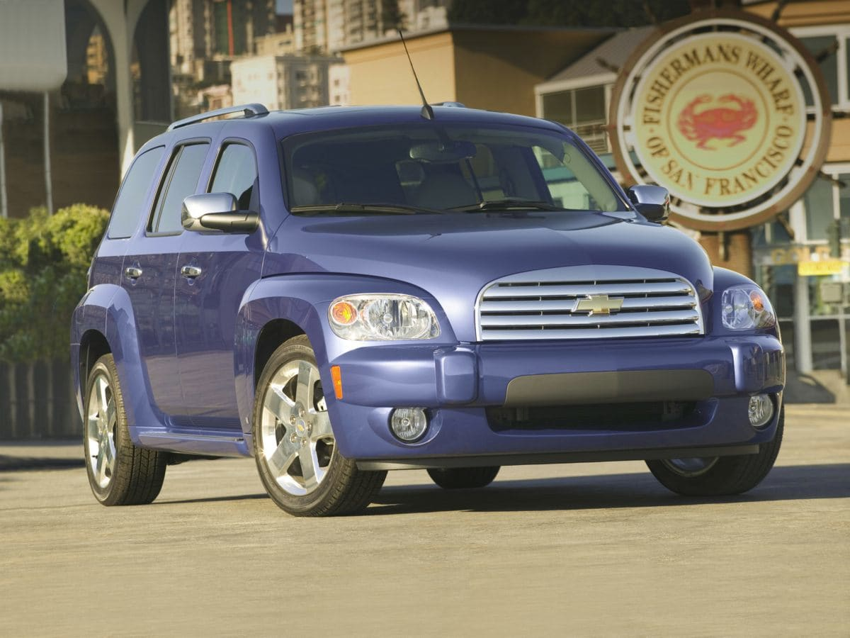 Photo 2011 Chevrolet HHR LT SUV - Used Car Dealer Serving Detroit, Lambertville, Romulus MI  Toledo OH