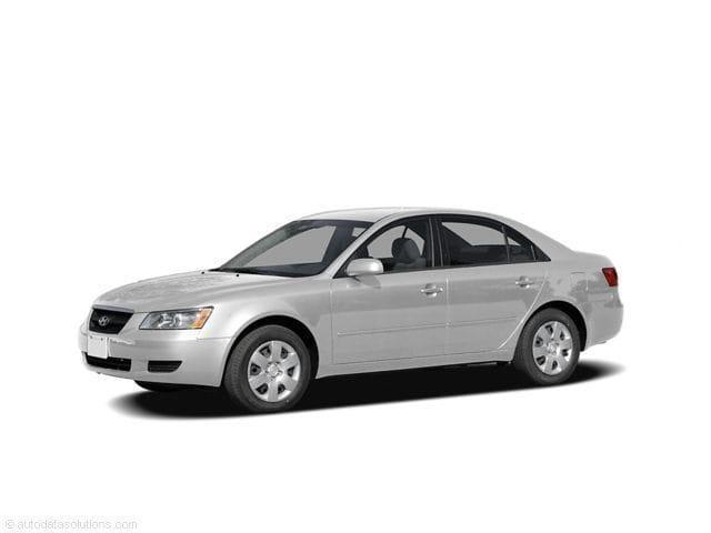 Photo Used 2006 Hyundai Sonata GLS For Sale Grapevine, TX