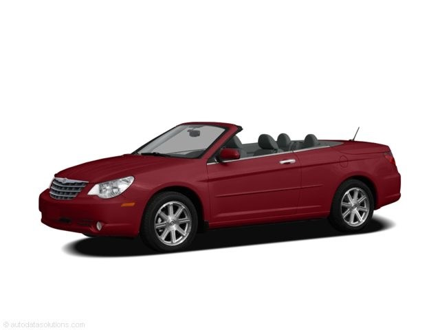 Photo 2010 Chrysler Sebring Convertible